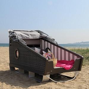 Strandschlafen an der Kieler Förde