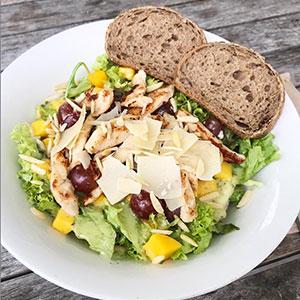 Ceasar Chicken Classic Salat