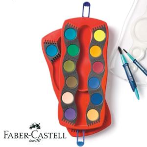 Faber-Castell Connector 24 Farbkasten