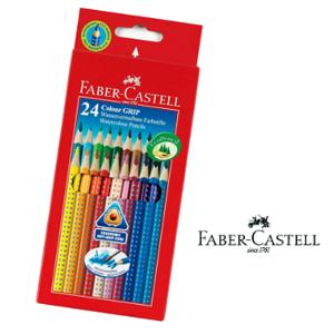 Faber-Castell Colour GRIP 24er Set